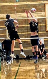 Cole Ottmar's Men's Volleyball Recruiting Profile
