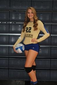 Nicole Brill's Women's Volleyball Recruiting Profile