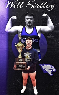 """William """"Will"""" Kirtley's Wrestling Recruiting Profile"""