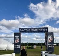 Ezekiel Alcantar's Men's Soccer Recruiting Profile