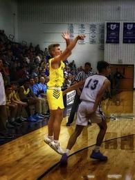 Klayton Kenney's Men's Basketball Recruiting Profile