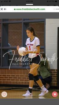 Viviana Murphy's Women's Volleyball Recruiting Profile