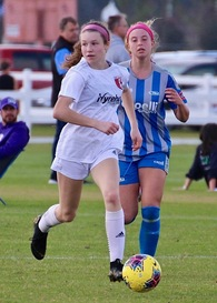 Betsy Dickman's Women's Soccer Recruiting Profile