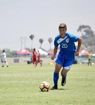 Anthony Calleri's Men's Soccer Recruiting Profile
