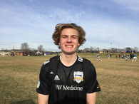Caden Seyler's Men's Soccer Recruiting Profile