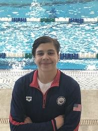 Elvin Sabanadzovic's Men's Swimming Recruiting Profile