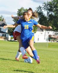 Catelyn Coulombe's Women's Soccer Recruiting Profile