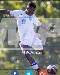 Matthew Emaikwu's Men's Soccer Recruiting Profile