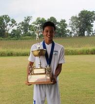 Harrison Tun's Men's Soccer Recruiting Profile