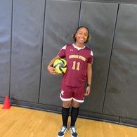 Jasmine Christopher's Women's Soccer Recruiting Profile
