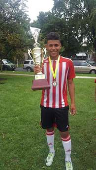Elian Rivera's Men's Soccer Recruiting Profile