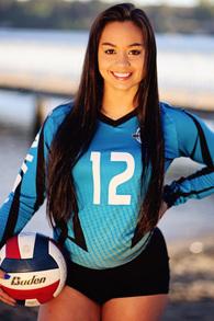 Danica Pel's Women's Volleyball Recruiting Profile
