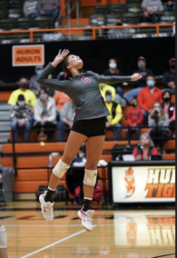 Morgan Delange's Women's Volleyball Recruiting Profile