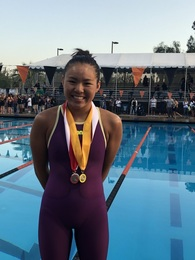 Kailee Chow's Women's Swimming Recruiting Profile
