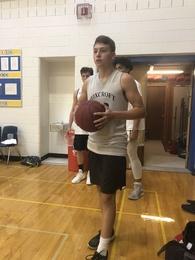 Caleb Crocker's Men's Basketball Recruiting Profile