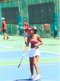Tianna Dixon's Women's Tennis Recruiting Profile