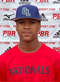 Samari Robinson's Baseball Recruiting Profile