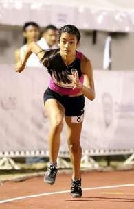 Pamela Martinez's Women's Track Recruiting Profile