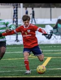 Jonathan Dereka's Men's Soccer Recruiting Profile