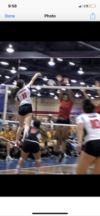 Anaelena Ramirez's Women's Volleyball Recruiting Profile