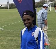 Samiya Reid's Women's Soccer Recruiting Profile