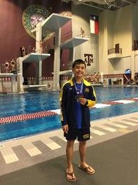 Benedict Nguyen's Men's Diving Recruiting Profile