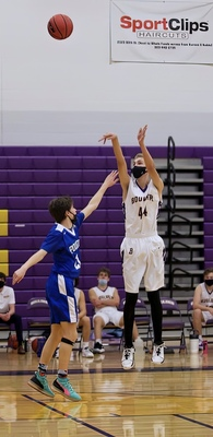 Grayson Donaldson's Men's Basketball Recruiting Profile