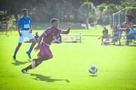 Rumanique Martie's Men's Soccer Recruiting Profile