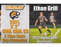 Ethan Grill's Men's Soccer Recruiting Profile