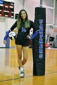 Juliana Lawrence's Women's Volleyball Recruiting Profile