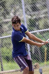 Robert Schorr's Men's Tennis Recruiting Profile