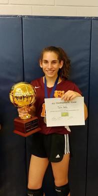 Julie Katz's Women's Volleyball Recruiting Profile
