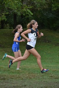 Morgan Crouch's Women's Track Recruiting Profile