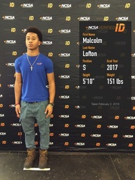 Malcolm Lofton's Football Recruiting Profile