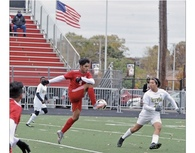 Deninssonn Lopez's Men's Soccer Recruiting Profile