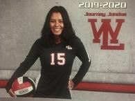 Journey Jundos's Women's Volleyball Recruiting Profile