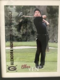 Ethan Yen's Men's Golf Recruiting Profile