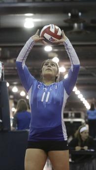 Zoe Tylipakis's Women's Volleyball Recruiting Profile