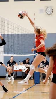 Chelsea Robinson's Women's Volleyball Recruiting Profile