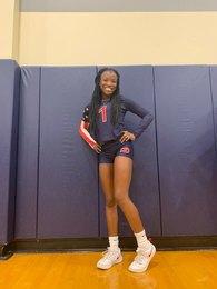 Gerren Tomlin's Women's Volleyball Recruiting Profile