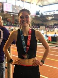 Sophie Novak's Women's Track Recruiting Profile