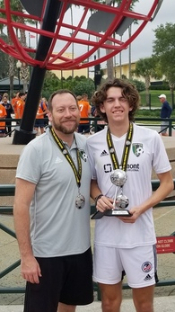 Lincoln Zemaitis's Men's Soccer Recruiting Profile