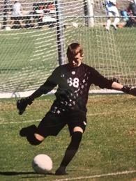Toby Hughes's Men's Soccer Recruiting Profile