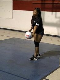 Kayla Hamphill's Women's Volleyball Recruiting Profile