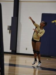 Karrington Hall's Women's Volleyball Recruiting Profile