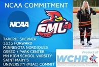 Taverie Sherner's Women's Ice Hockey Recruiting Profile