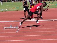 Christian Williams's Men's Track Recruiting Profile