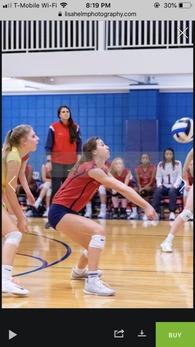 Mia Kovachev's Women's Volleyball Recruiting Profile