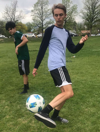 Eli Sobiech's Men's Soccer Recruiting Profile