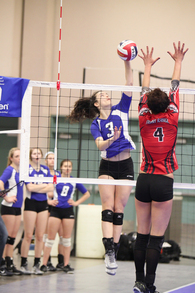 Taylor Akason's Women's Volleyball Recruiting Profile